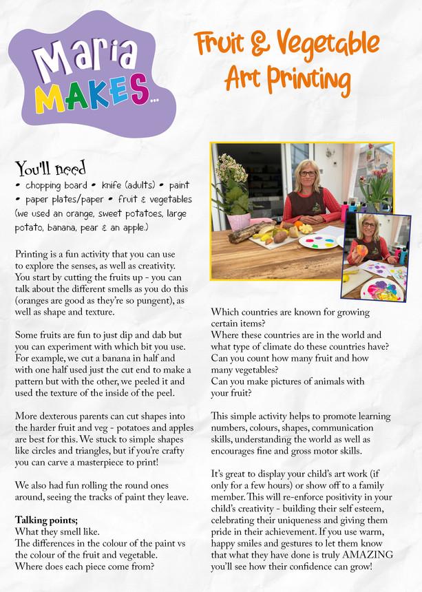 Maria Makes Art Prints