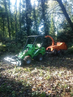 Machinery Hire in Dorset