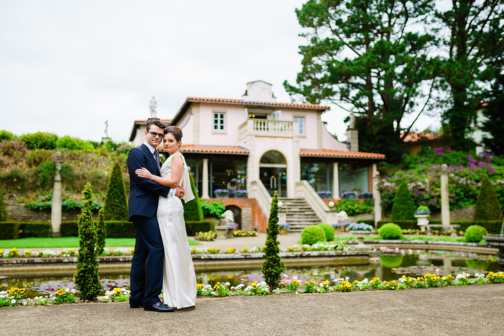 The Italian Villa in Compton Acres, Canford Cliffs