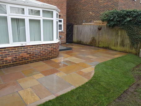 What is Indian Sandstone?