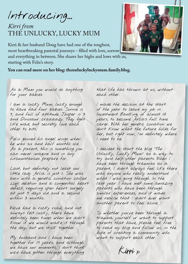 Kirri's Story