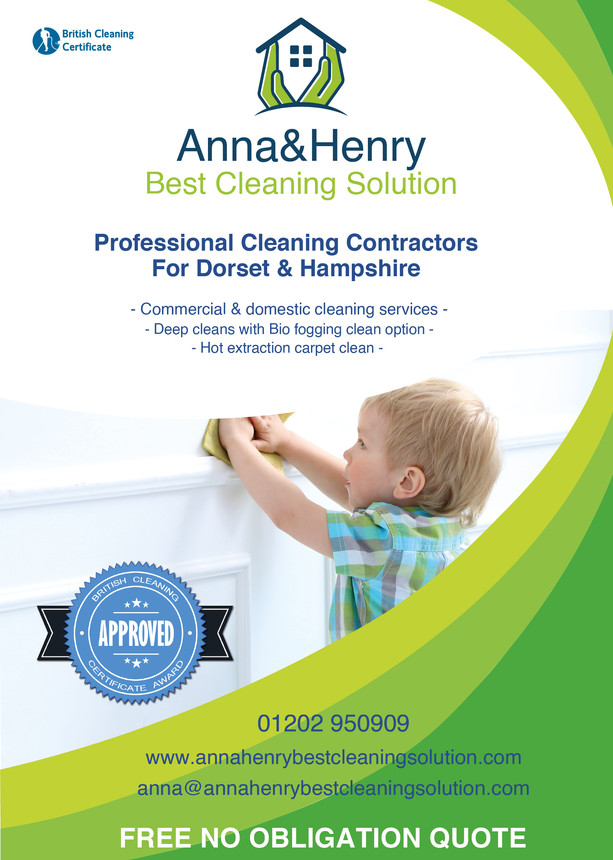 Anna and Hnery Best Cleaners