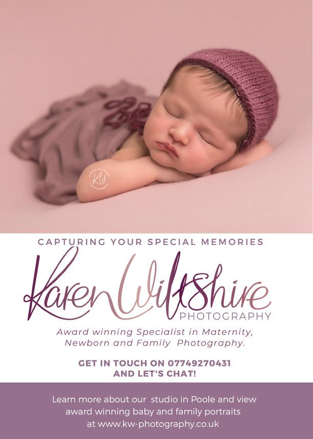 Karen Wiltshire Newborn and Child Photography