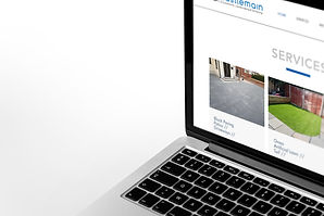 Constructoin wix website