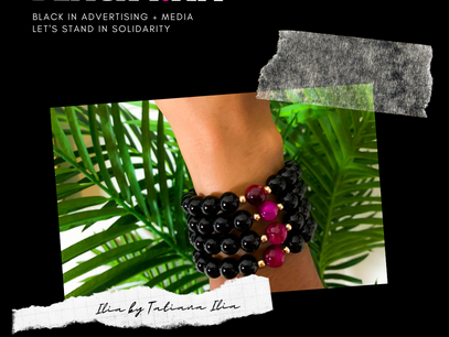 For Advertising and Media Professionals, 'Wear Your Blackness' Has New Meaning