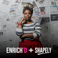 ENRICH'D Media Pluses-up its Content with Plus Size Lifestyle Brand Shapely