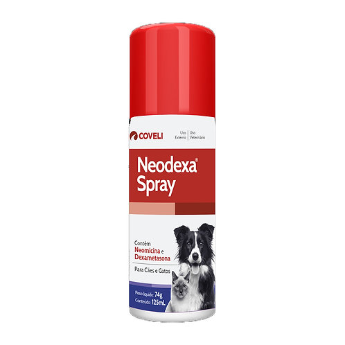 Neodexa Spray 74 g Coveli