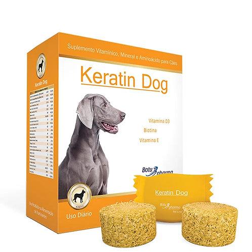 Suplemento para Cães Keratin Dog Botupharma