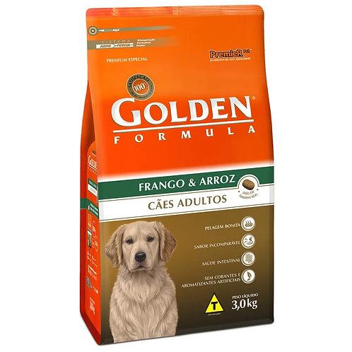 Ração para Cães Adultos Golden Fórmula Frango e Arroz