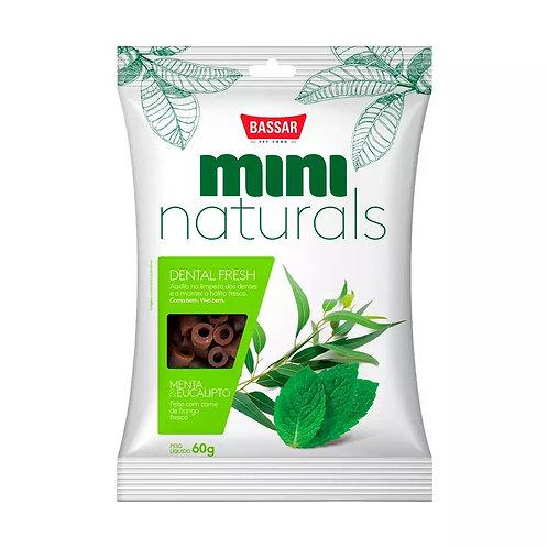 Snacks Bassar Mini Naturals Dental Fresh Menta & Eucalipto