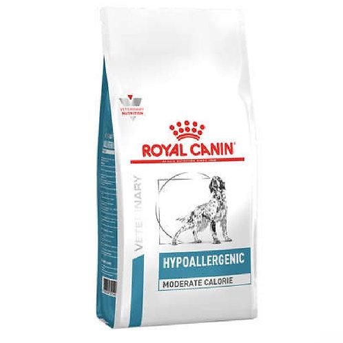 Ração Royal Canin Hypoallergenic Moderate Calorie (325284)