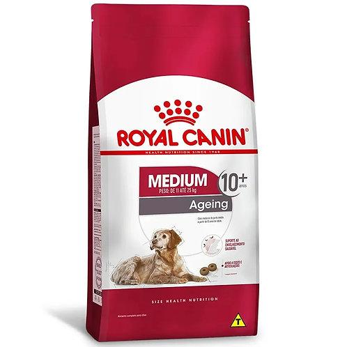 Ração Royal Canin Cães Medium Ageing 10+