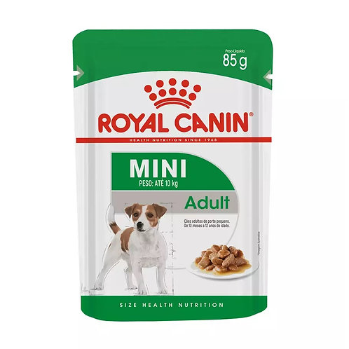 Alimento Úmido para Cães Mini Adulto Royal Canin