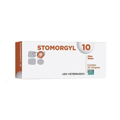 Stomorgyl 10 com 20 comprimidos Merial