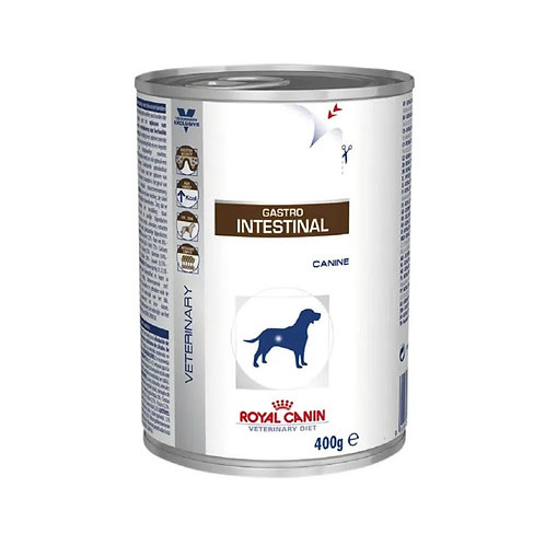 Alimento Úmido Royal Canin Cães Gastro Intestinal 400g (253793)
