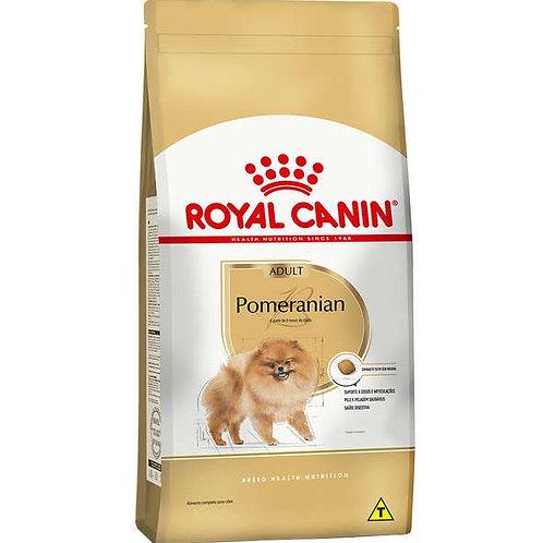 Ração Royal Canine Adultos Pomeranian (272908 / 272910 / 280368)