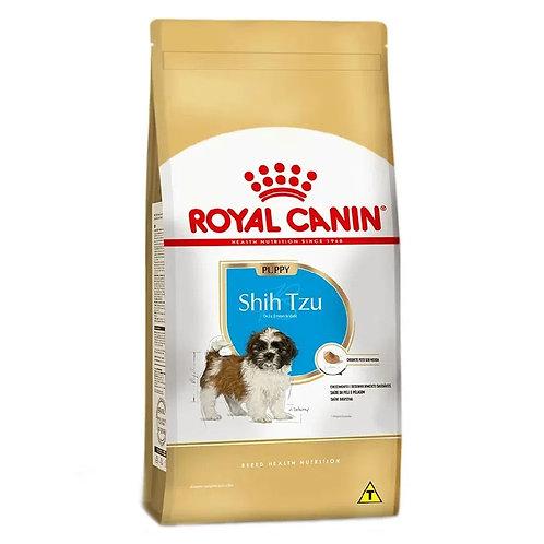 Ração Royal Canin Shih Tzu Filhotes (325282 / 325283)