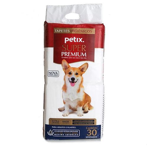 Tapete Higiênico Super Premium Petix