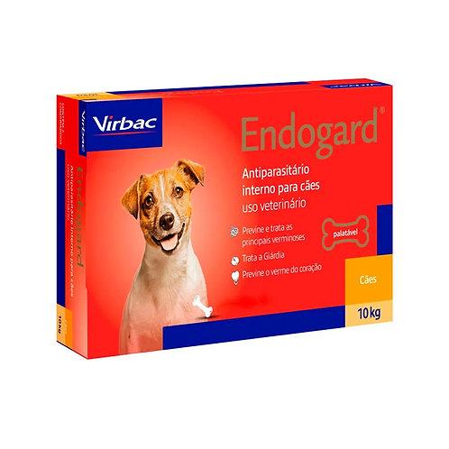Vermífugo Endogard Cães até 10kg Virbac
