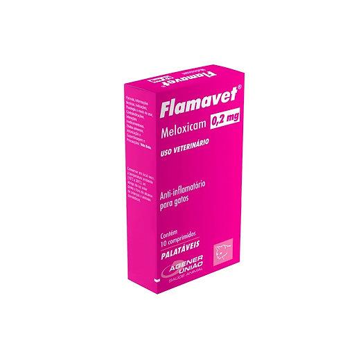 Anti-inflamatório para Gatos Flamavet