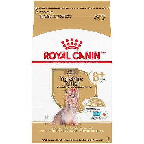 Ração para Yorkshire Terrier 8+ Royal Canin