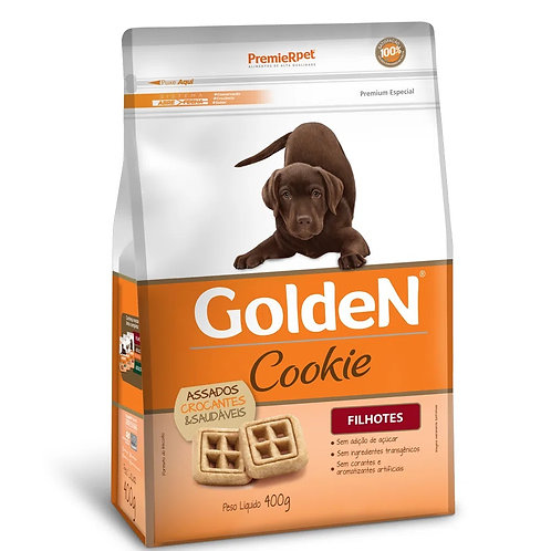 Biscoito Golden Cookie Cães Filhotes