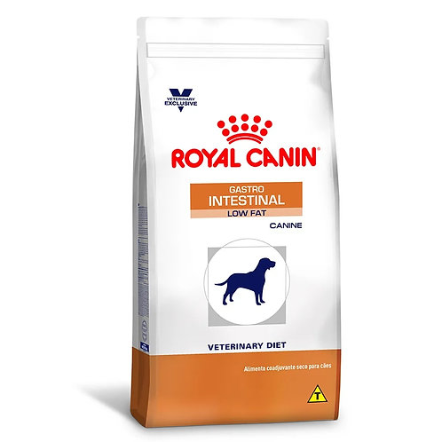 Ração Royal Canin Cães Gastro Intestinal Low Fat