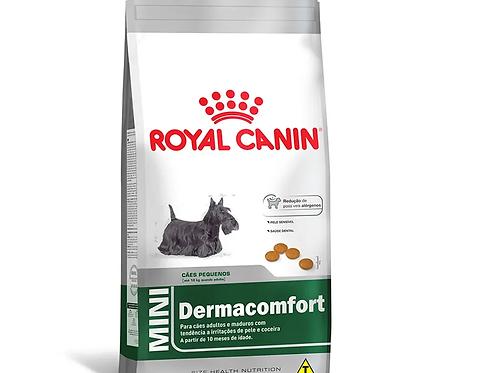 Ração Royal Canin Cães Mini Dermacomfort