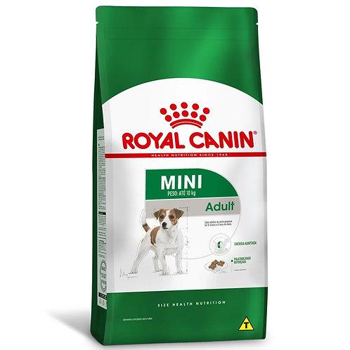 Ração para Cães Adultos Raças Mini Royal Canin