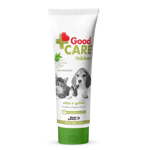 Gel Dental Good Care Haliclean Mundo Animal