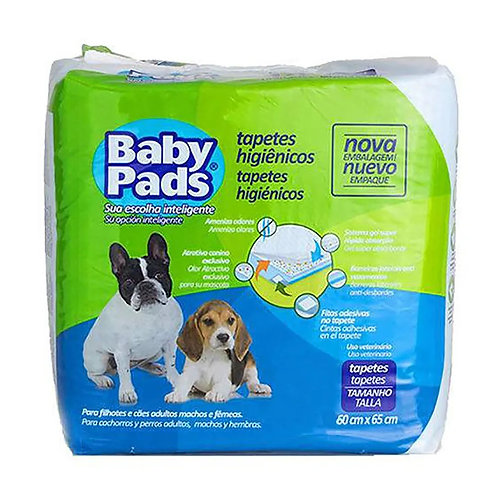 Tapete Higiênico Baby Pads Petix (270299 / 323128)
