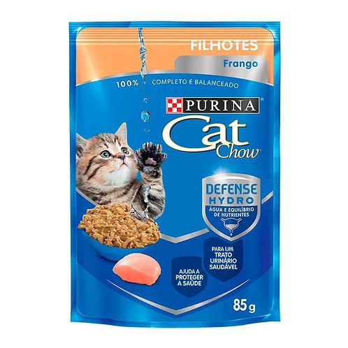 Alimento Úmido Cat Chow Filhotes Frango (270480)