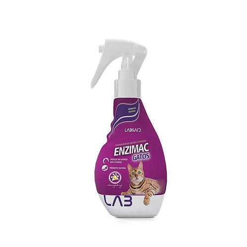 Eliminador de Odores e Manchas Enzimac Gatos Labgard (321060 / 321059)