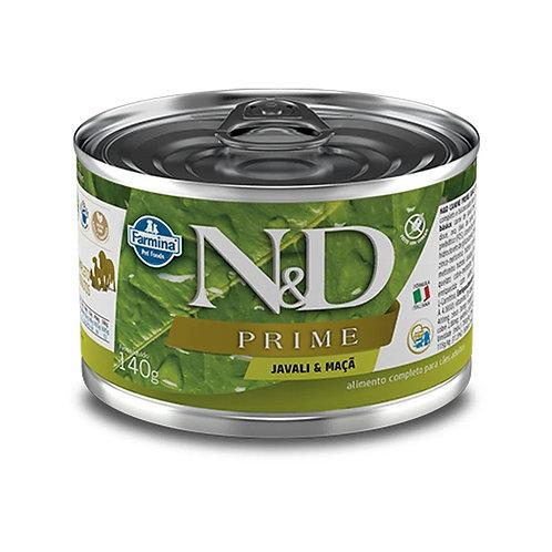 Alimento Úmido N&D Canine Prime Javali e Maçã (285355)