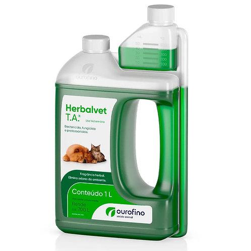 Desinfetante Herbalvet T.A. Ourofino 1L (258526)