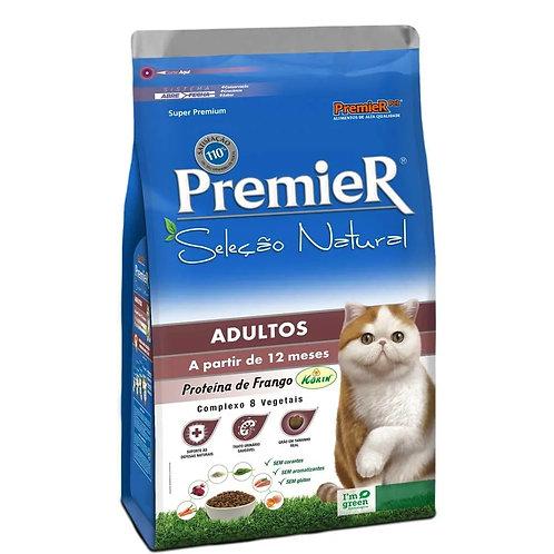 Ração Premier Gatos Adultos Seleção Natural