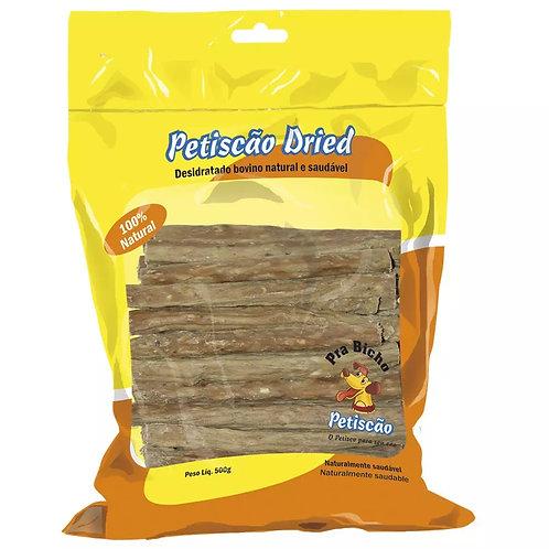 Petisco Petiscão Dried Vergalho 500g