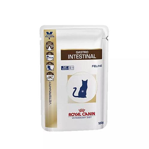 Ração Úmida Royal Canin Veterinary Gastro Intestinal - Gatos Adultos - 100g