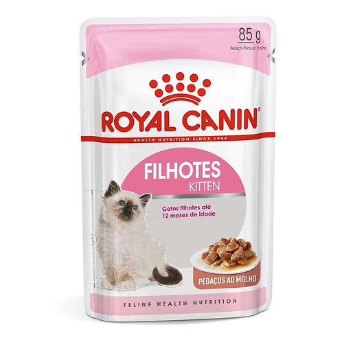 Alimento Úmido Royal Canin Gatos Filhote Instinctive