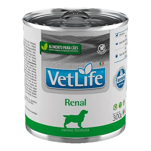 Alimento Úmido Para Cão Renal Vetlife Farmina