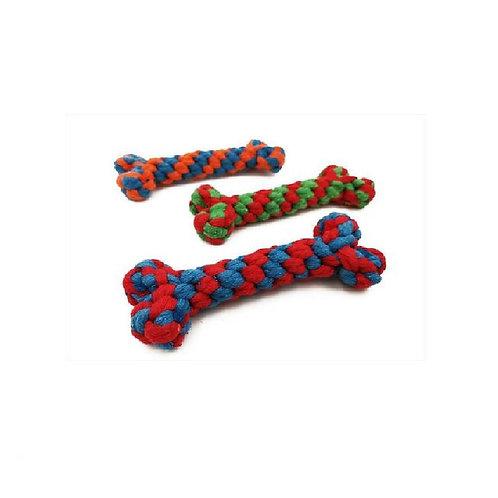 Brinquedo Dog Corda Osso Trançado