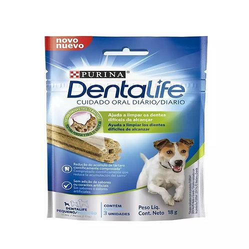 Petisco DentaLife Cão Adulto Pequeno (263998 / 263999)