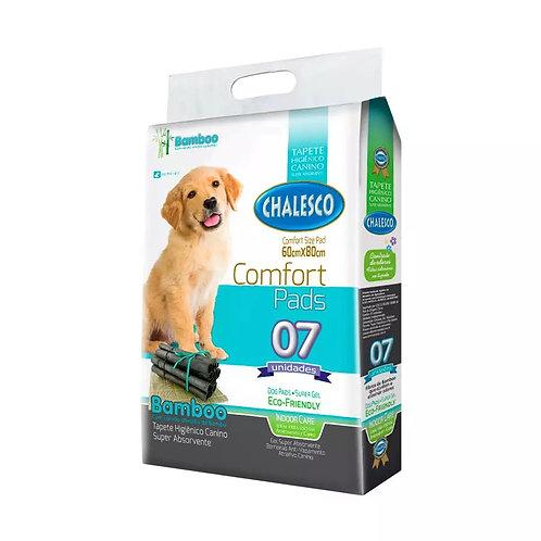Tapete Higiênico para Cães Confort Bamboo Chalesco (256042 / 256043 / 256044)