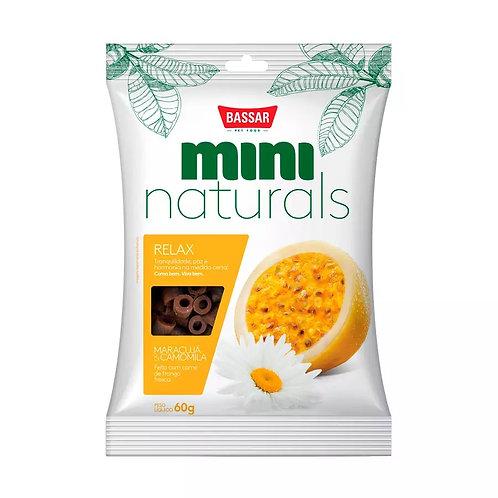 Snacks Bassar Mini Naturals Relax Maracujá & Camomila
