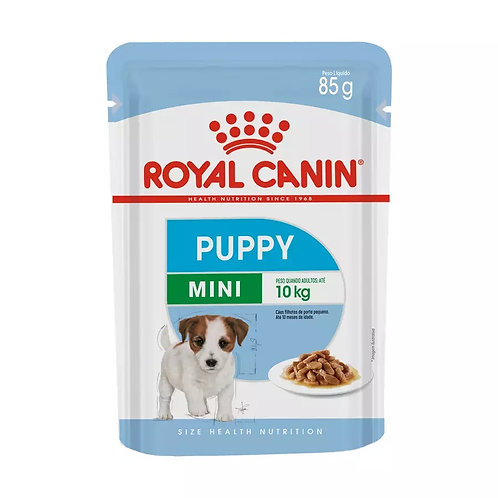 Alimento Úmido para Cães Mini Puppy Filhote
