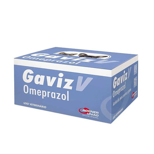 Gaviz V Omeprazol Agener (258124 / 258125)