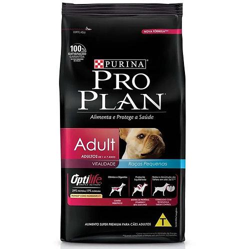 Ração para Cães Adultos Raças Pequenas Pro Plan