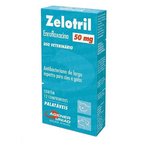 Zelotril com 12 comprimidos Agener