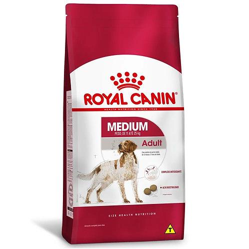 Ração Royal Canin Cães Medium Adulto