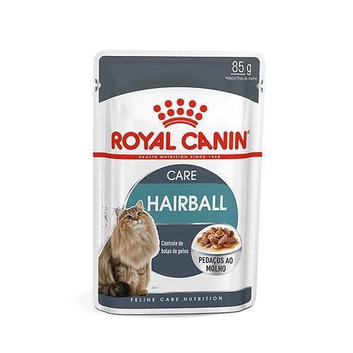 Alimento Úmido Royal Canin Gatos Hairball Care Wet